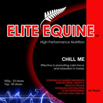 Elite Equine Chill Me