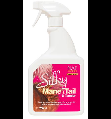 Silky Mane & Tail D-Tangler