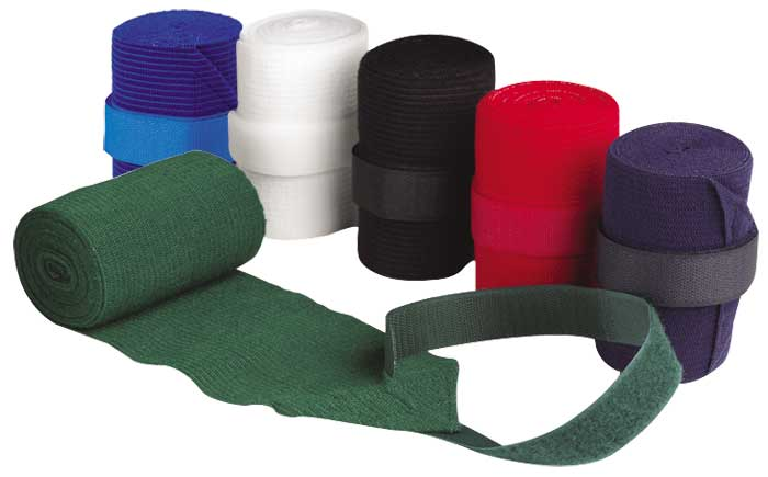 aintree 4 pack nylon bandages