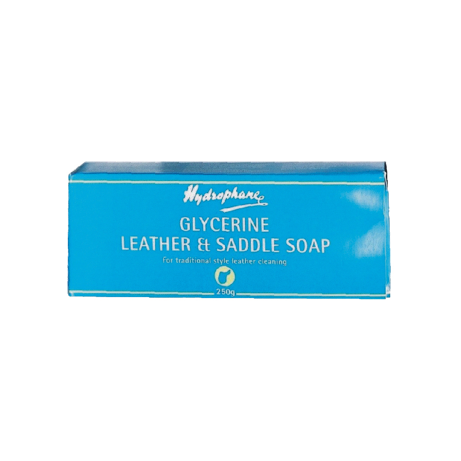 glycerine leather and saddle soap