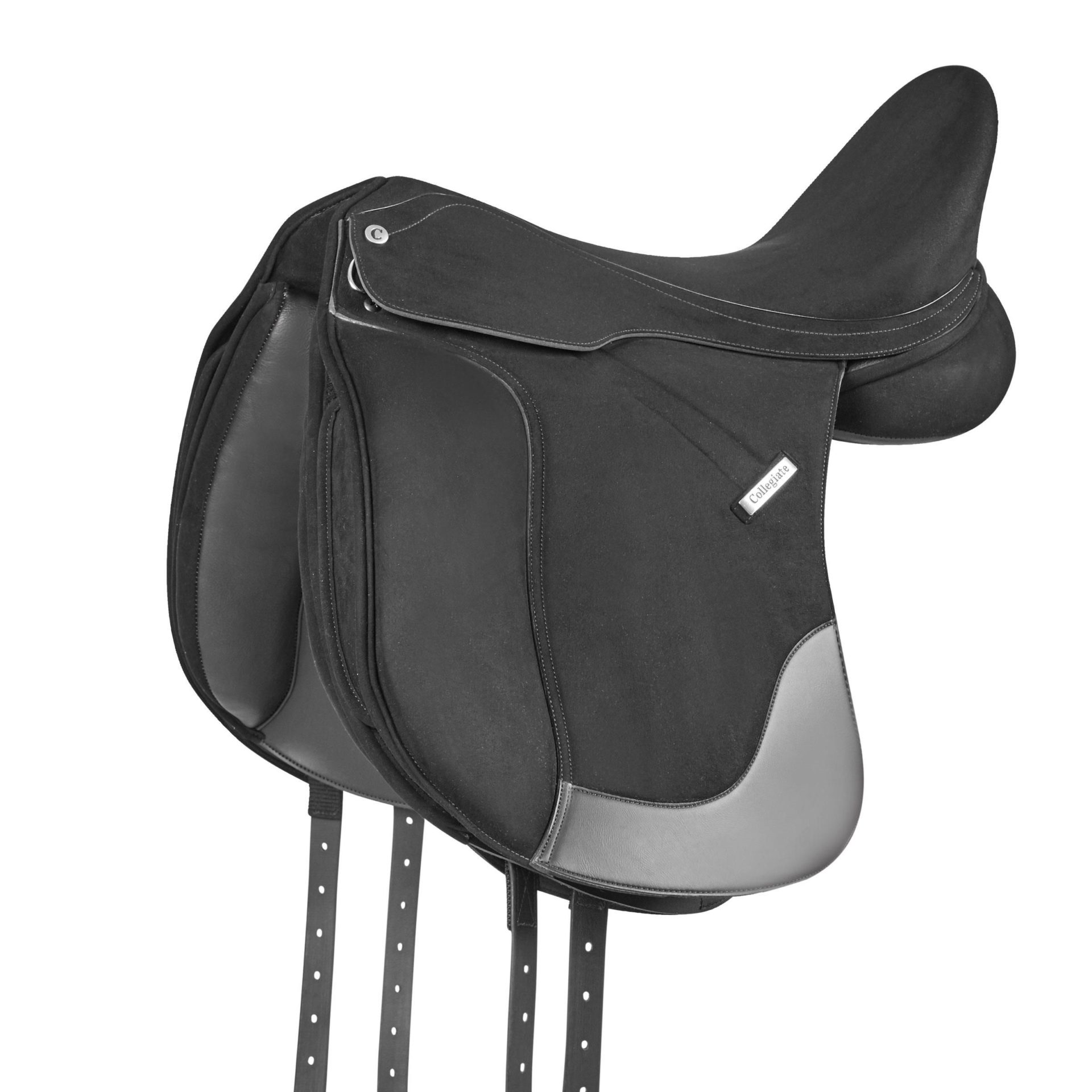 Collegiate Burghley Synthetic Dressage Saddle