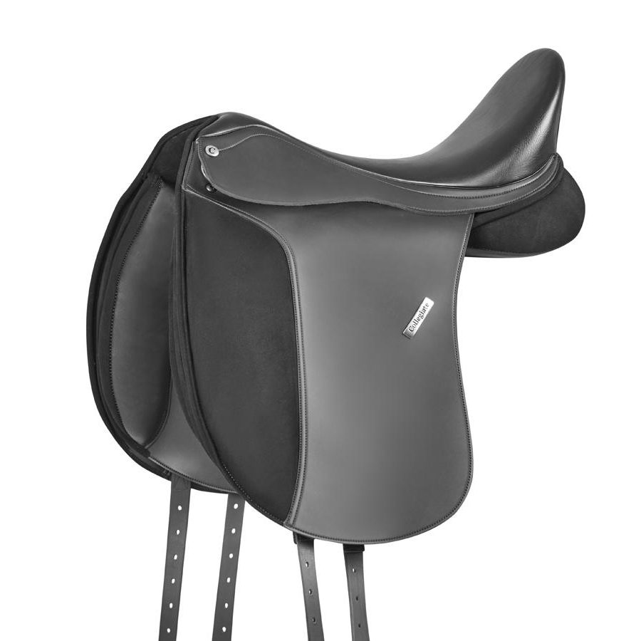 Collegiate Chatsworth Synthetic Dressage Saddle