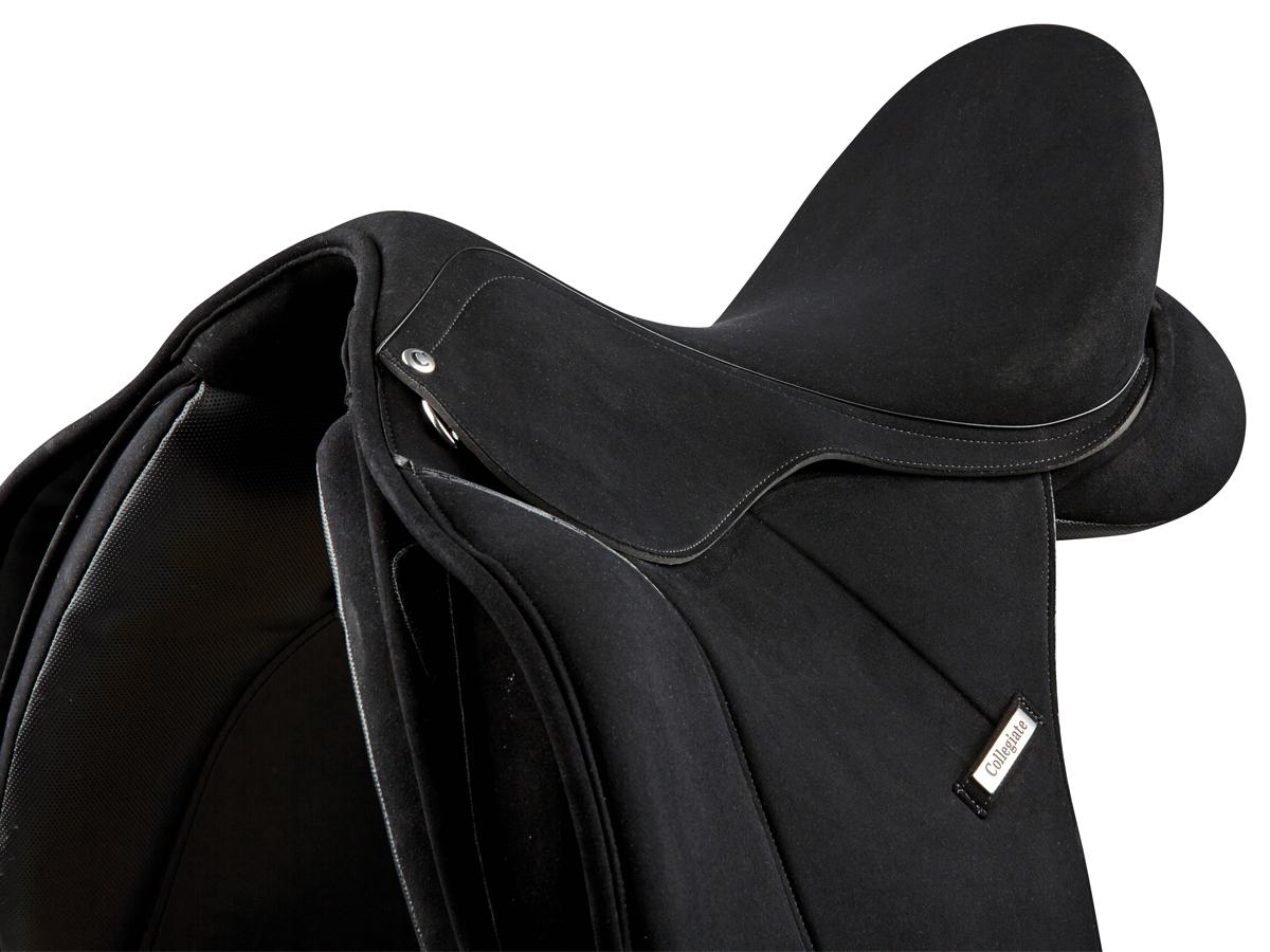Collegiate Devon Synthetic Dressage Saddle ii