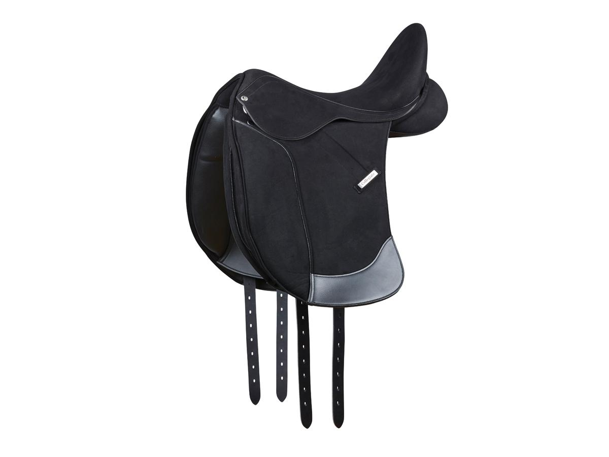 Collegiate Devon Synthetic Dressage Saddle