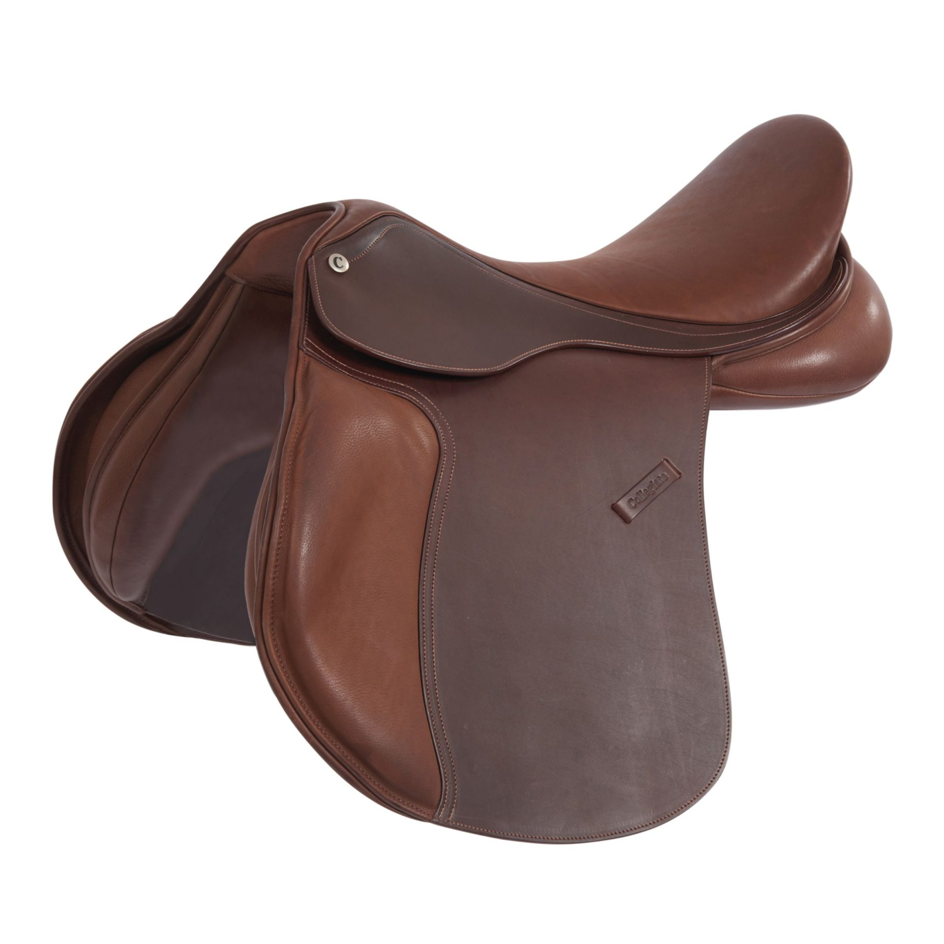 Collegiate Scholar All-Purpose Saddle Round-Cantle