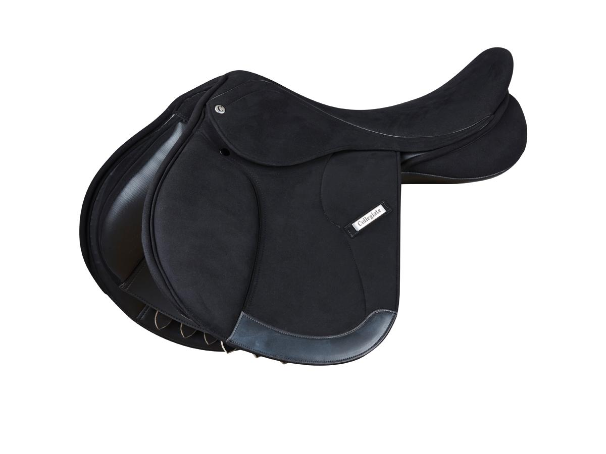 Collegiate Warwick Synthetic Close-Contact Saddle
