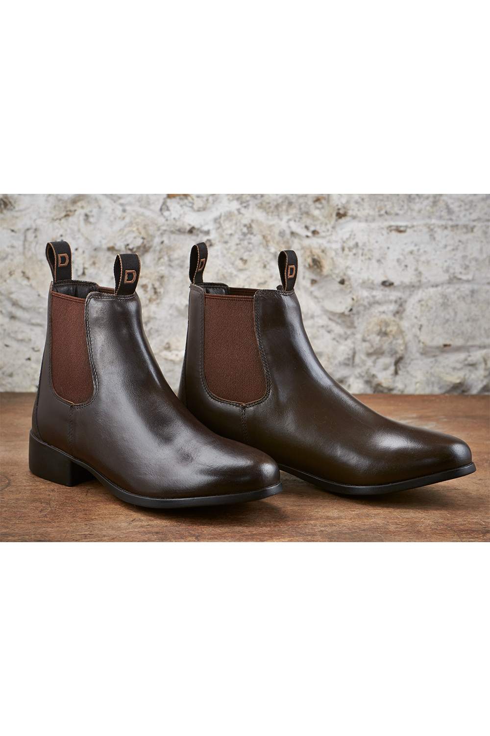 Childs Foundation Jodphur Boots brown