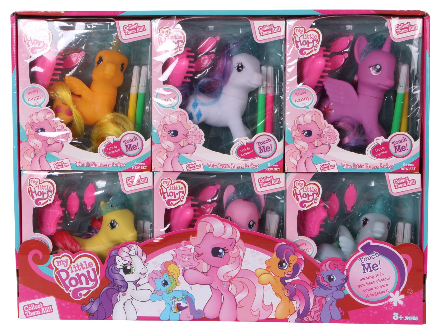 My Little Horse Collection
