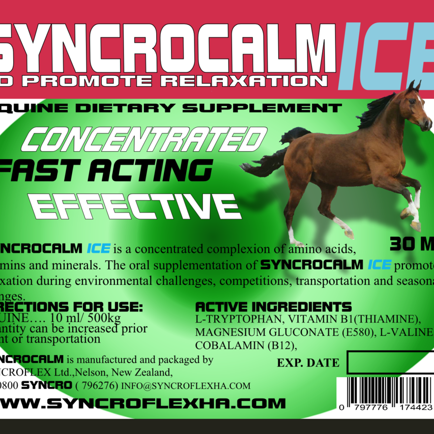syncrocalm ice