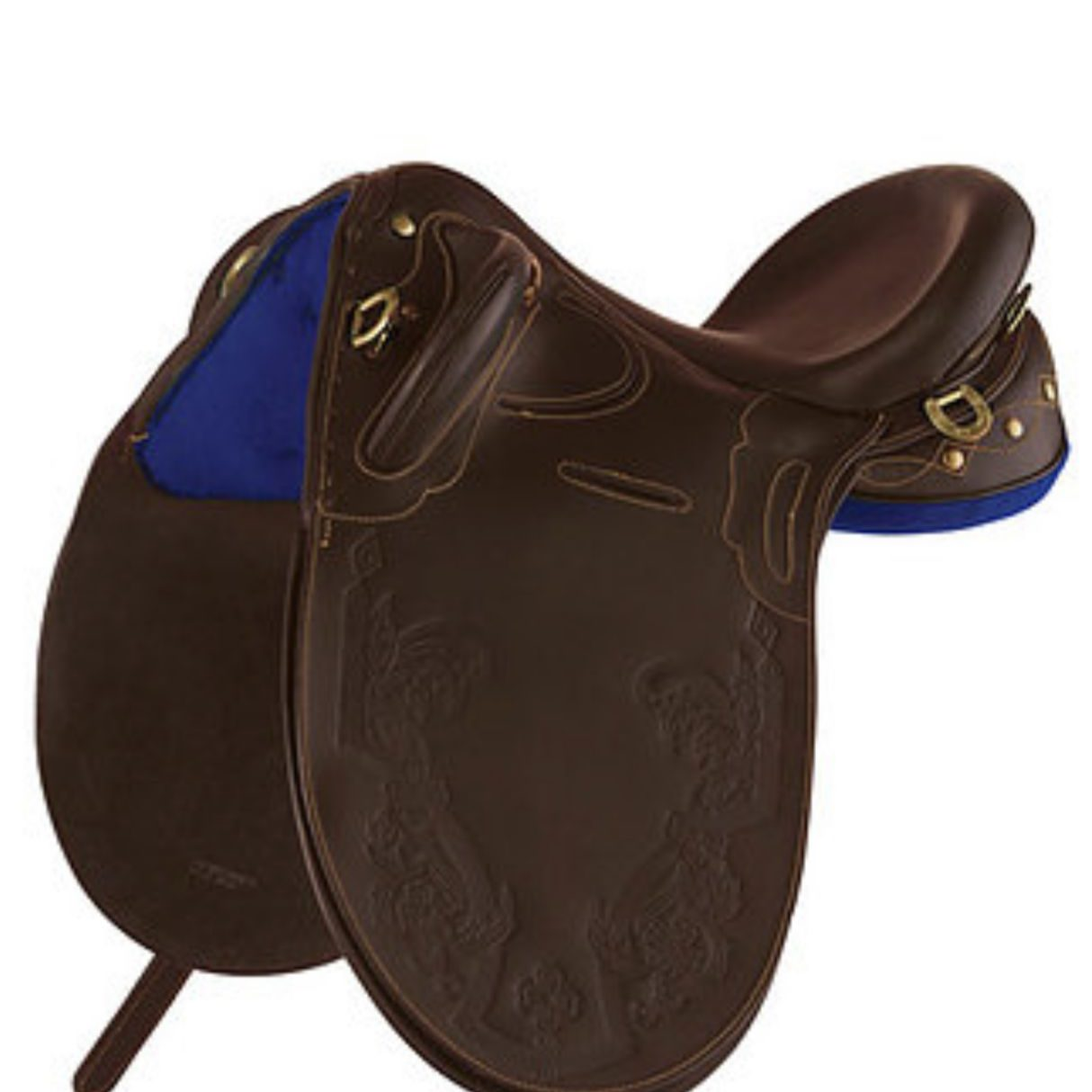 Saddlecraft Marshal Poley Stock-Saddle