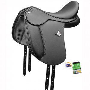 bates pony dressage long-flap