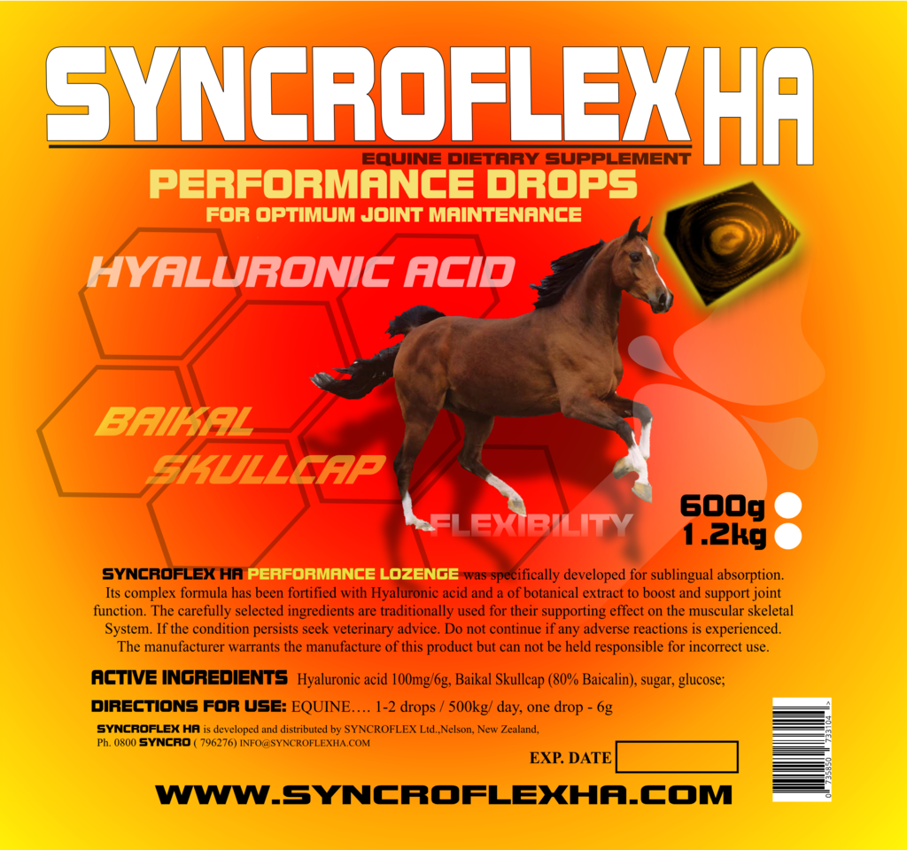 syncroflexHA performance drops