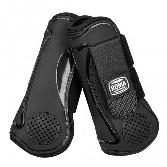 Tec Open Front Boots