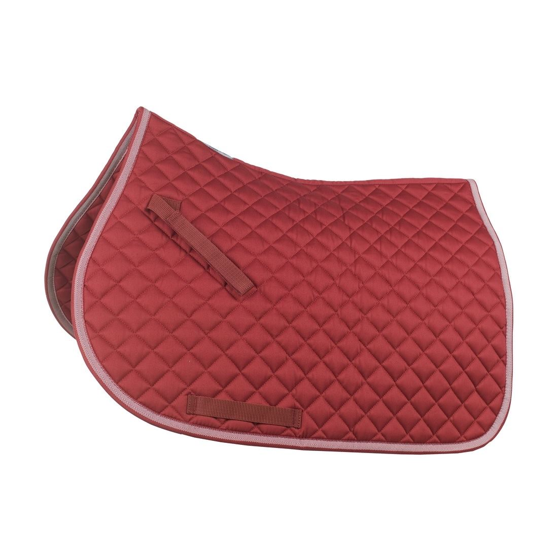 Chooze All-purpose saddle pad chilli