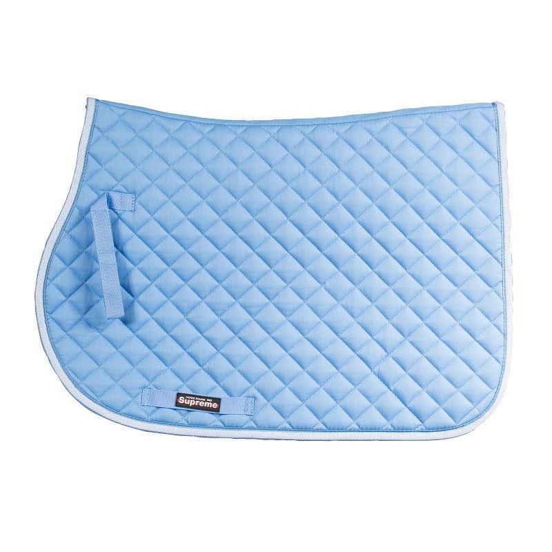 Chooze All-purpose saddle pad light blue