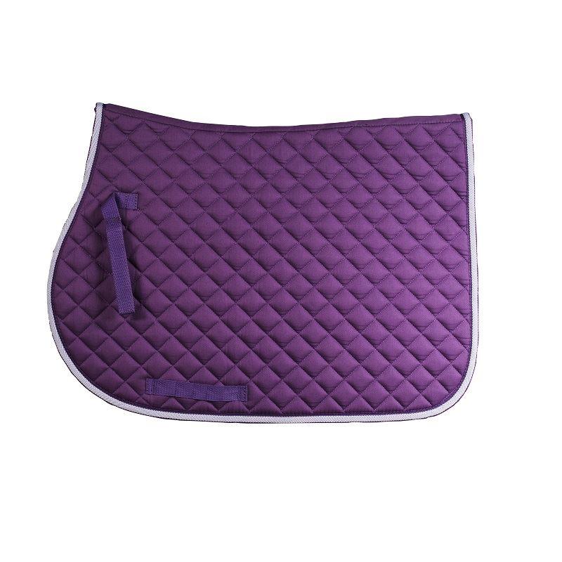 Chooze All-purpose saddle pad purple