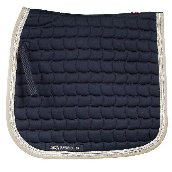 Lexington Dressage Saddle Pad navy
