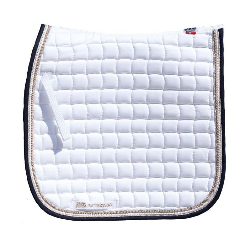 Lexington Dressage Saddle Pad white