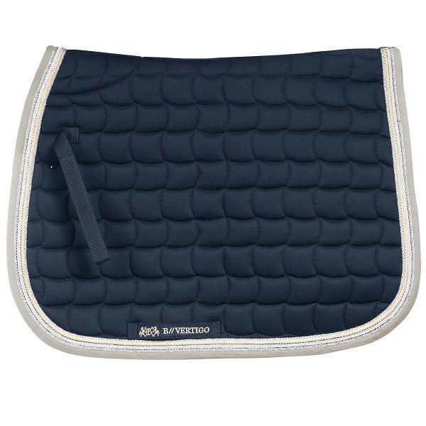 Montana All-Purpose Saddle Pad navy