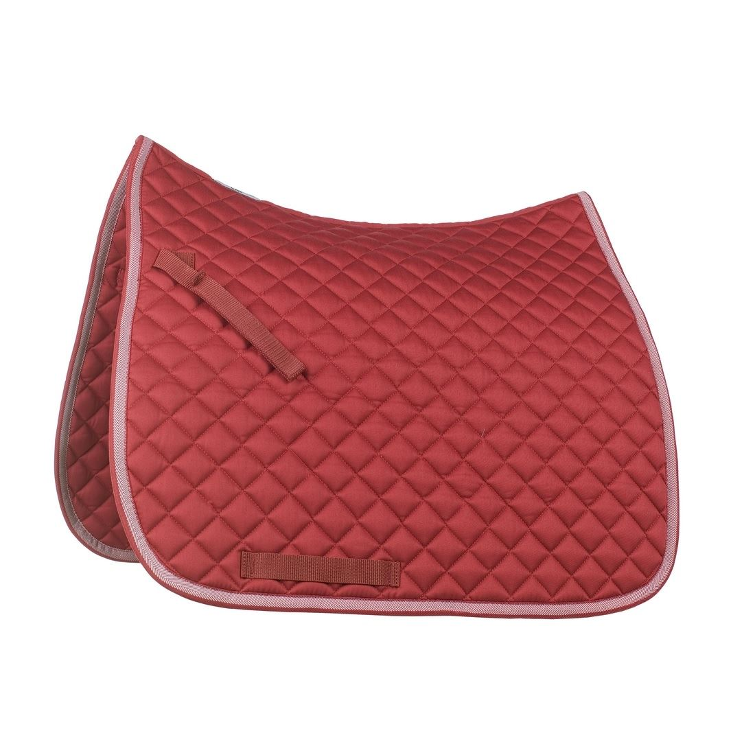 Prinze Dressage Saddle Pad chilli