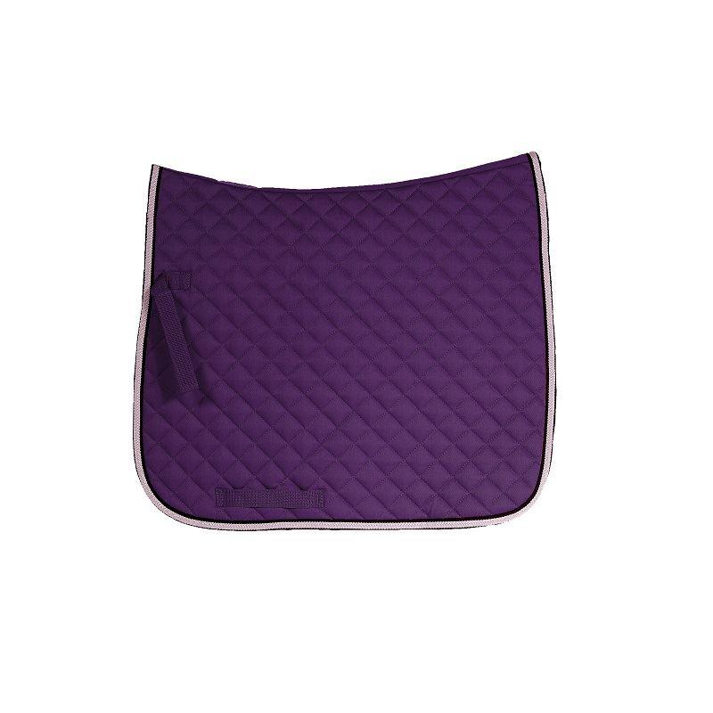 Prinze Dressage Saddle Pad purple