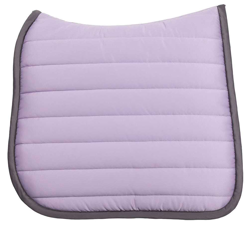 Dressage puffer pad mauve
