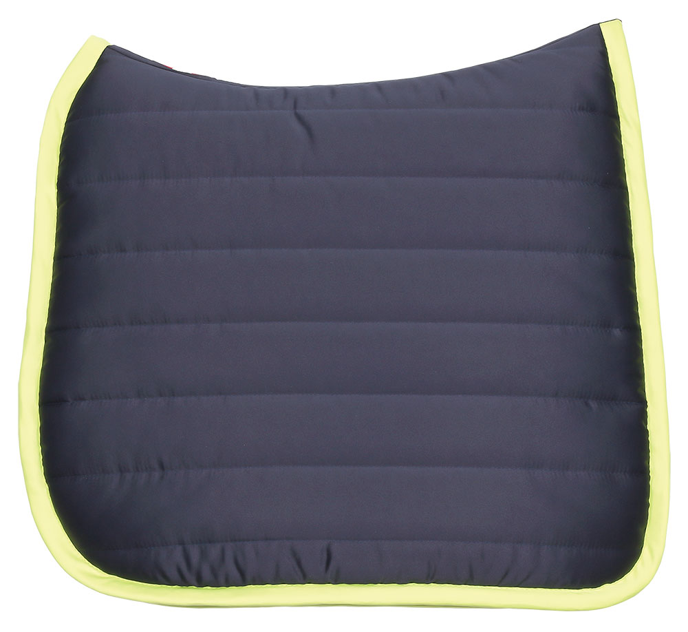 Dressage puffer pad navy