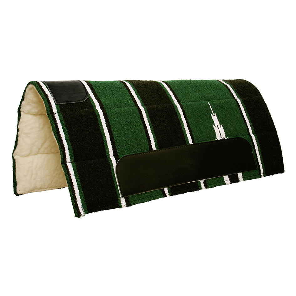 Fleece Backed Navajo Saddlecloth