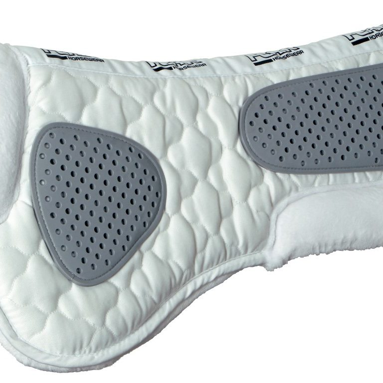 Half Pad With Silicon Grip