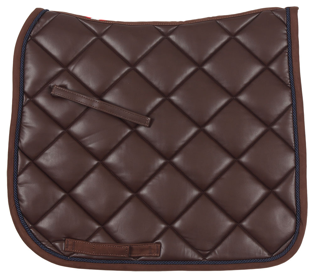 Oxford Dressage Saddlecloth brown