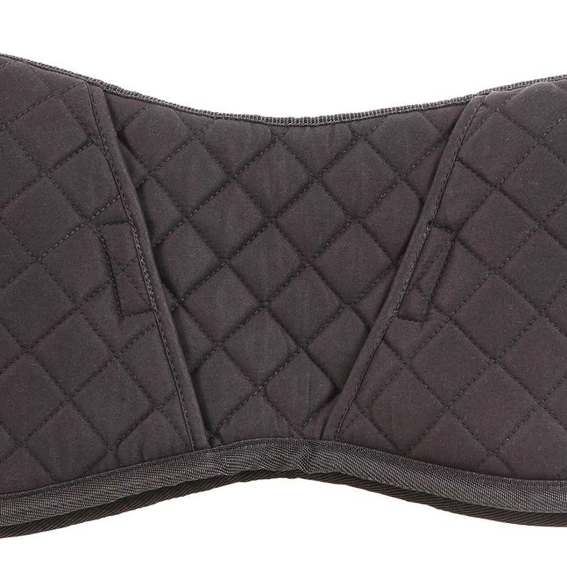 Quilted Half-Pad With Inserts
