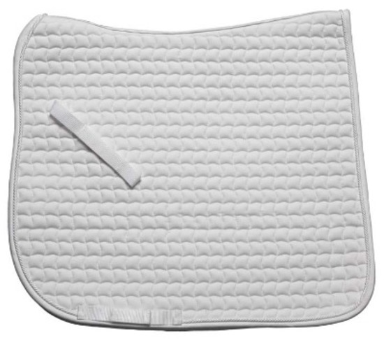 Rope Trim Dressage Saddlecloth