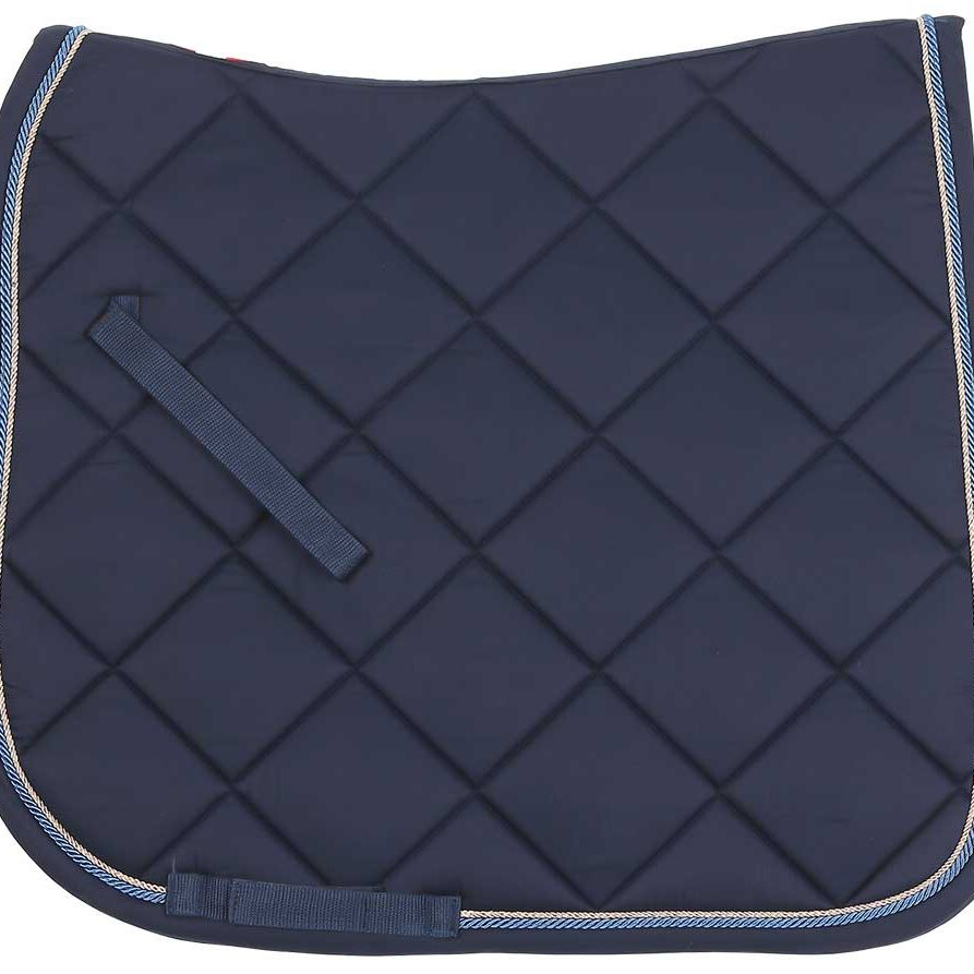 Royalty Dressage saddlecloth navy