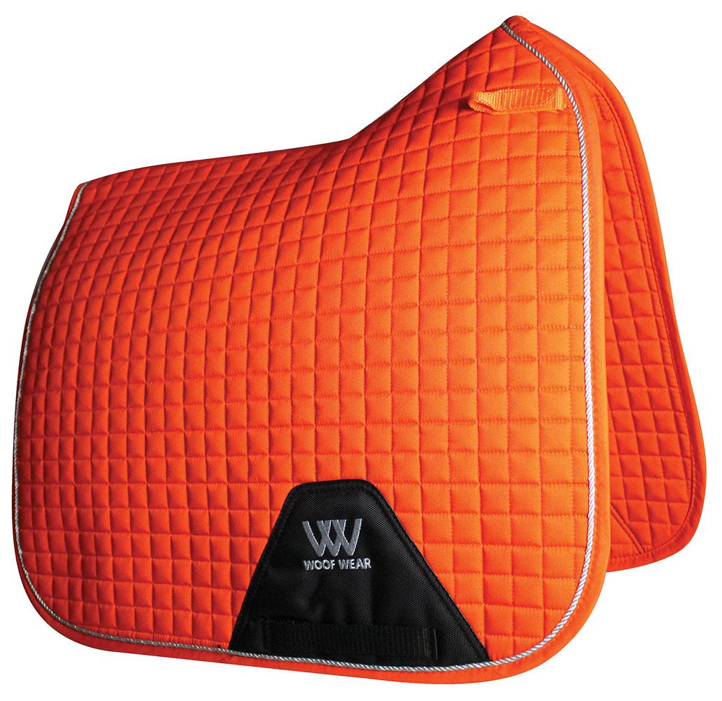 Woof wear dressage orange