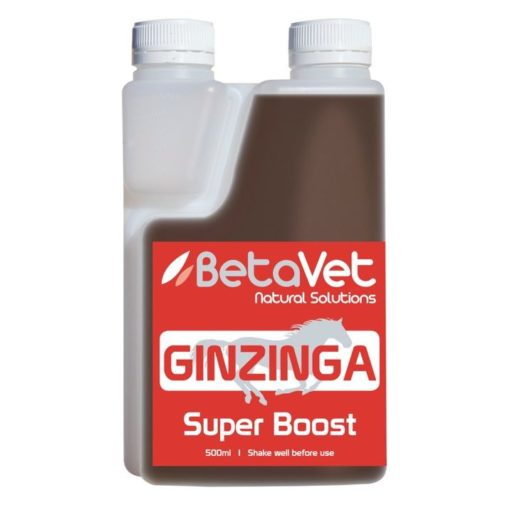 GINZINGA Super Boost
