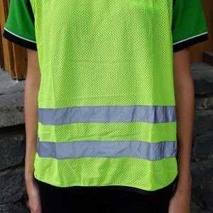 Fluoro Reflective Vest