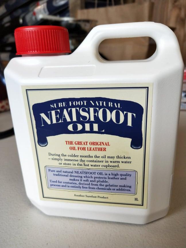 Surefoot Neatsfoot Oil