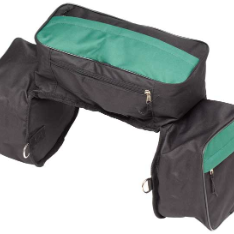 Saddle bag insulated