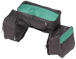 Saddle bag insulated