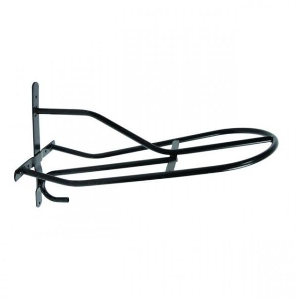 Shaped Metal Saddle Rack