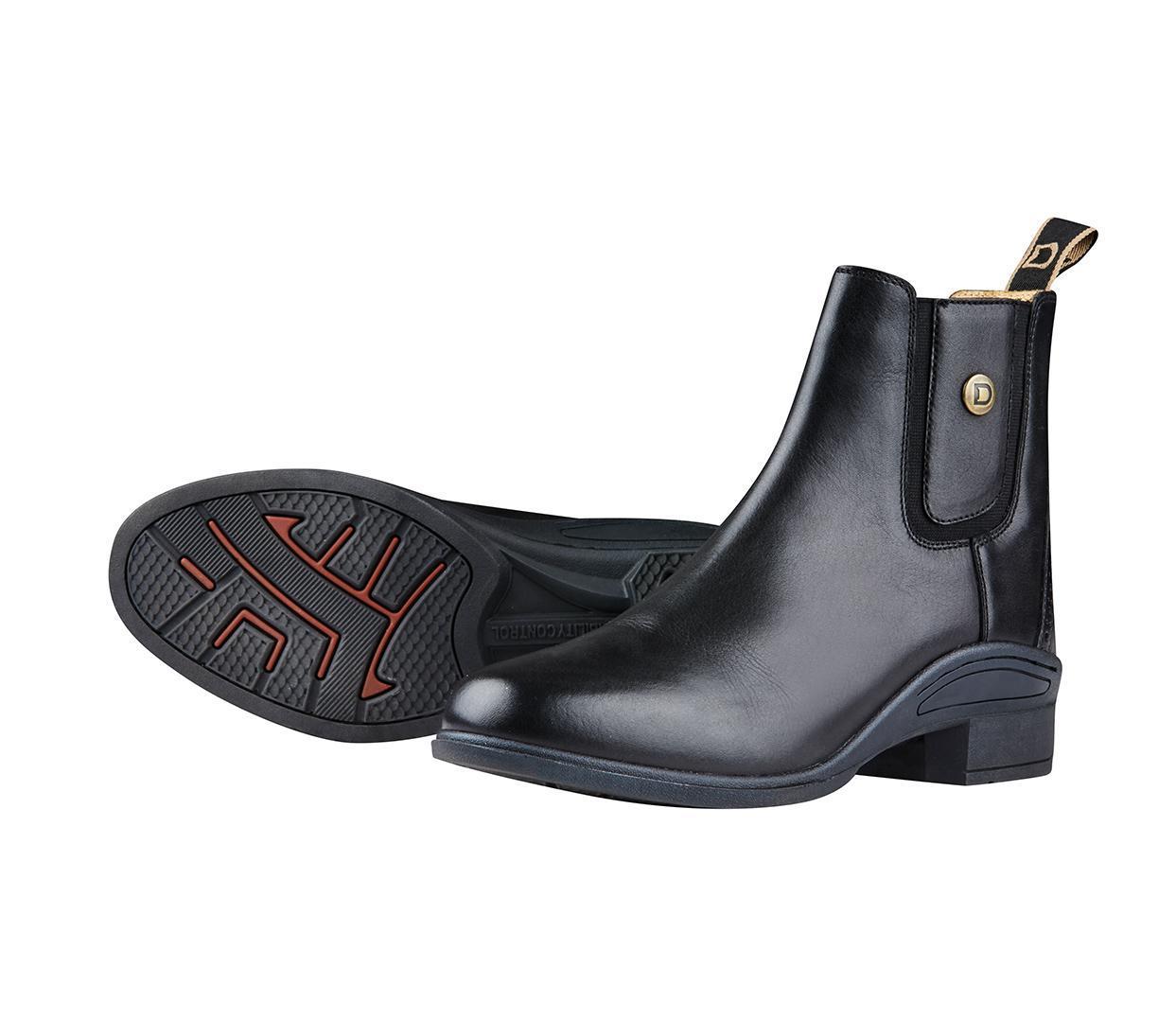 Rapture jodphur boots blk