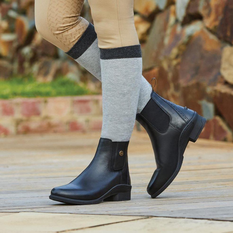 Rupture jodhpur boots 1
