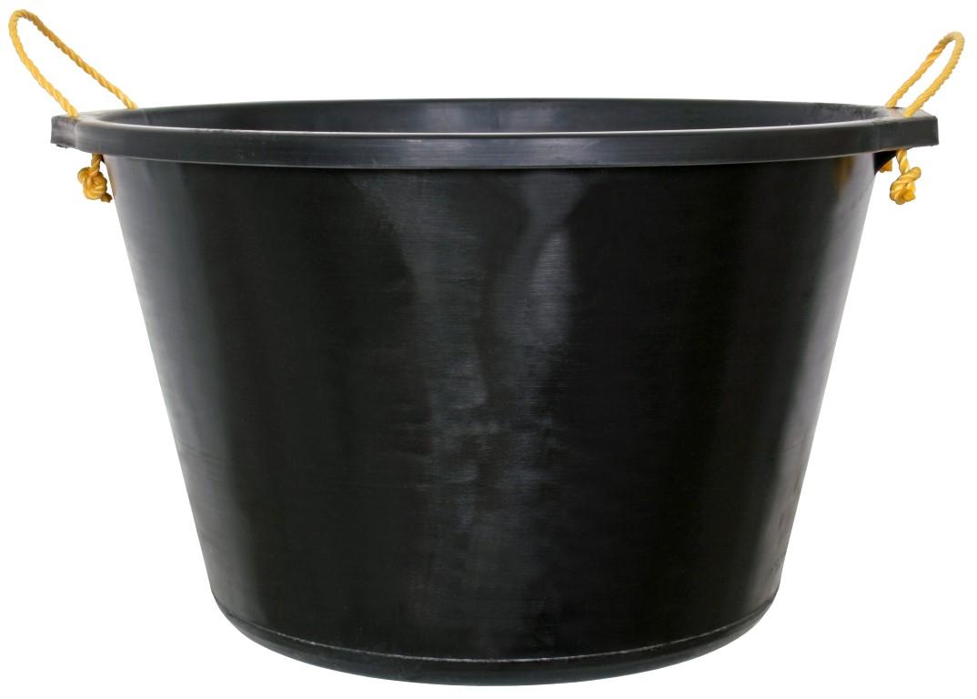 deep round bin
