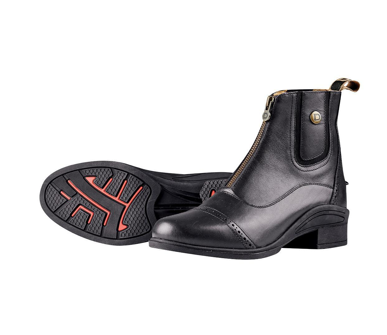 rupture zip boot blk