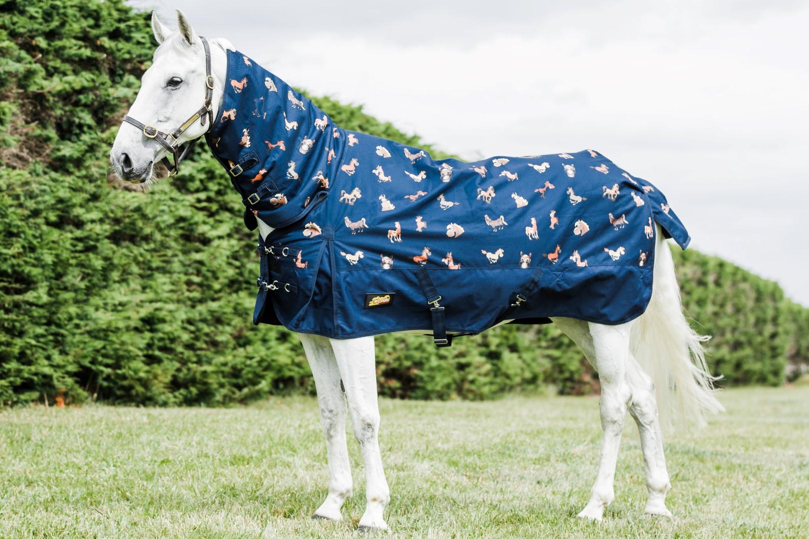 Cartoon horse Combo