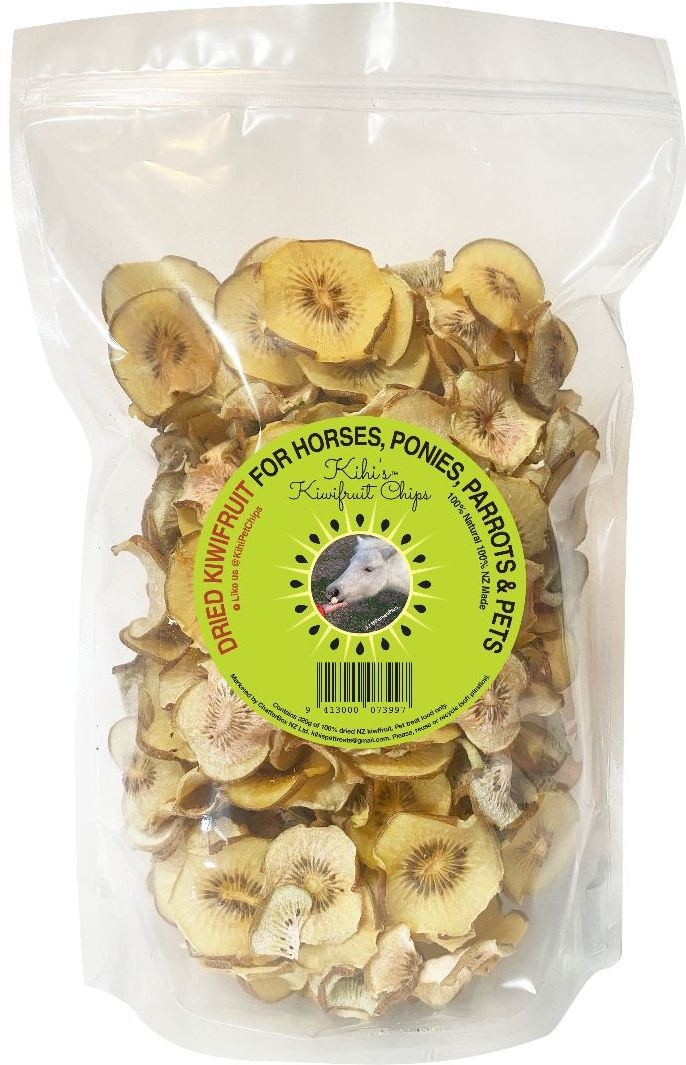 Kihi's Kiwi Fruit Chips