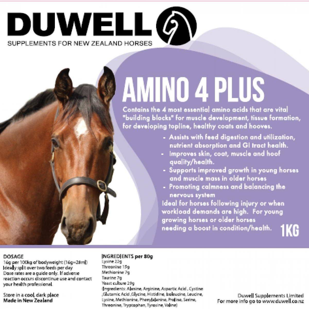 Duwell Amino 4