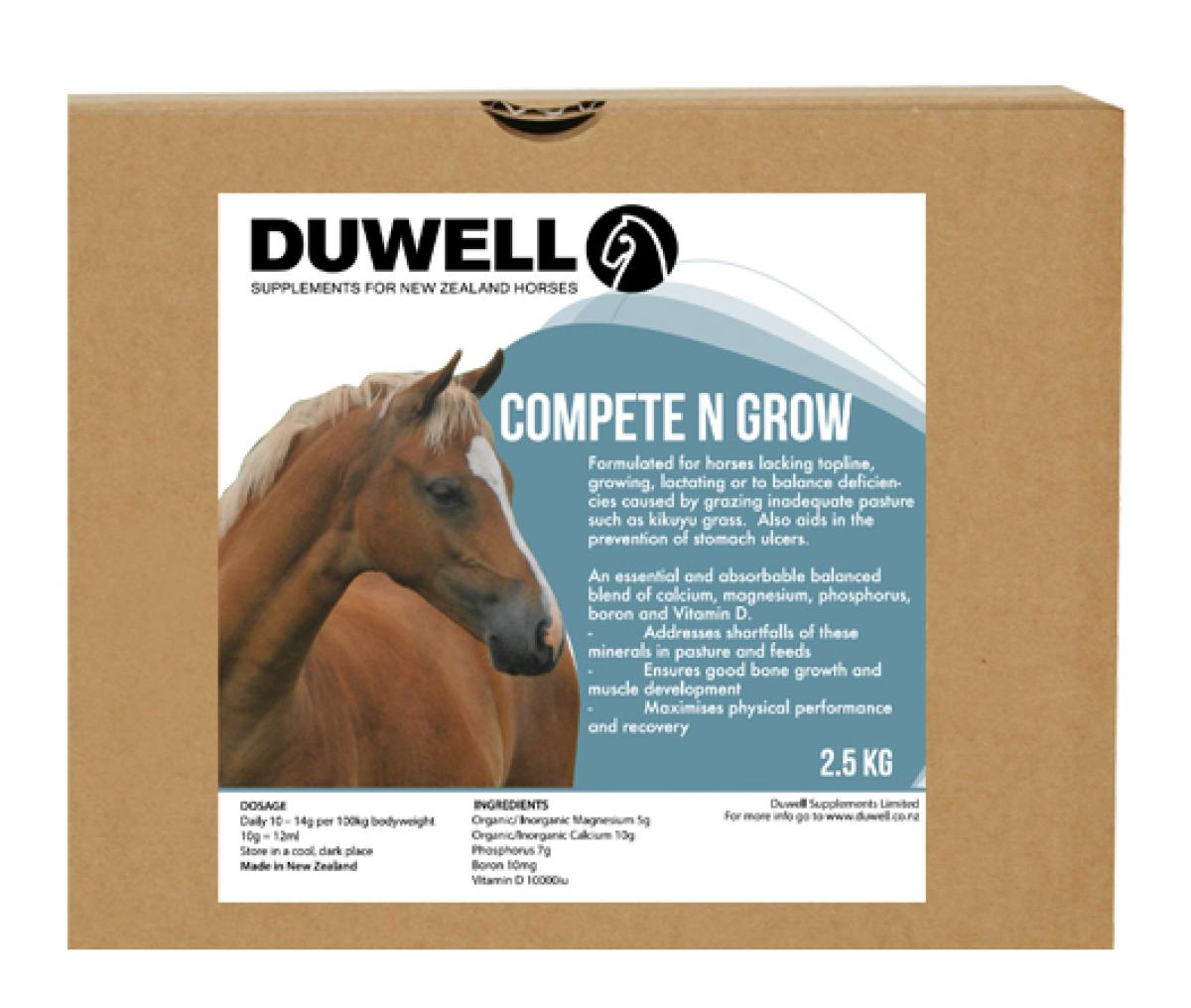 Duwell Compete n grow