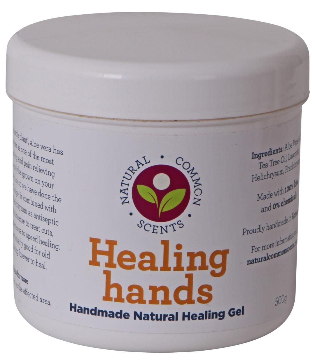 V642 Healing Hands