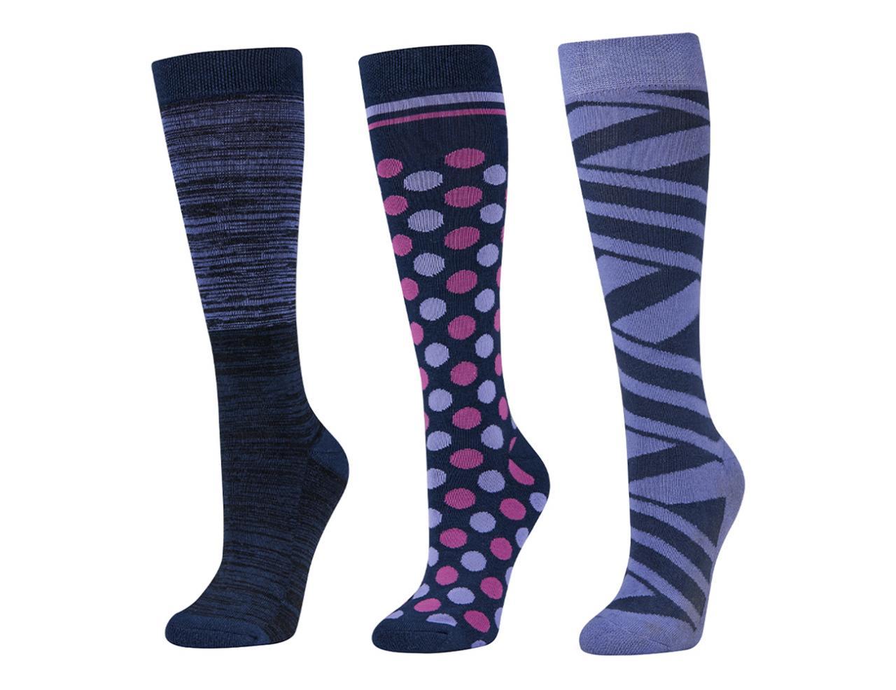 Dublin 3 Pack Ombre Socks1